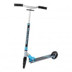Kolobežka HD145 NILS Extreme, grafitovo-modrá