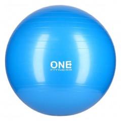 Gym Ball 10 ONE Fitness, 55 cm, modrá