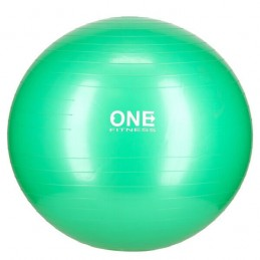 Gym Ball 10 ONE Fitness, 65 cm, zelená