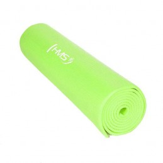 Podložka na jogu YM02 ONE Fitness, zelená