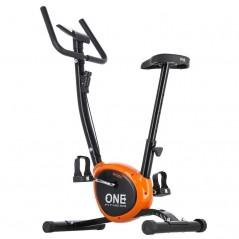 Mechanický rotopéd RW3011 ONE Fitness, čierno-oranžový