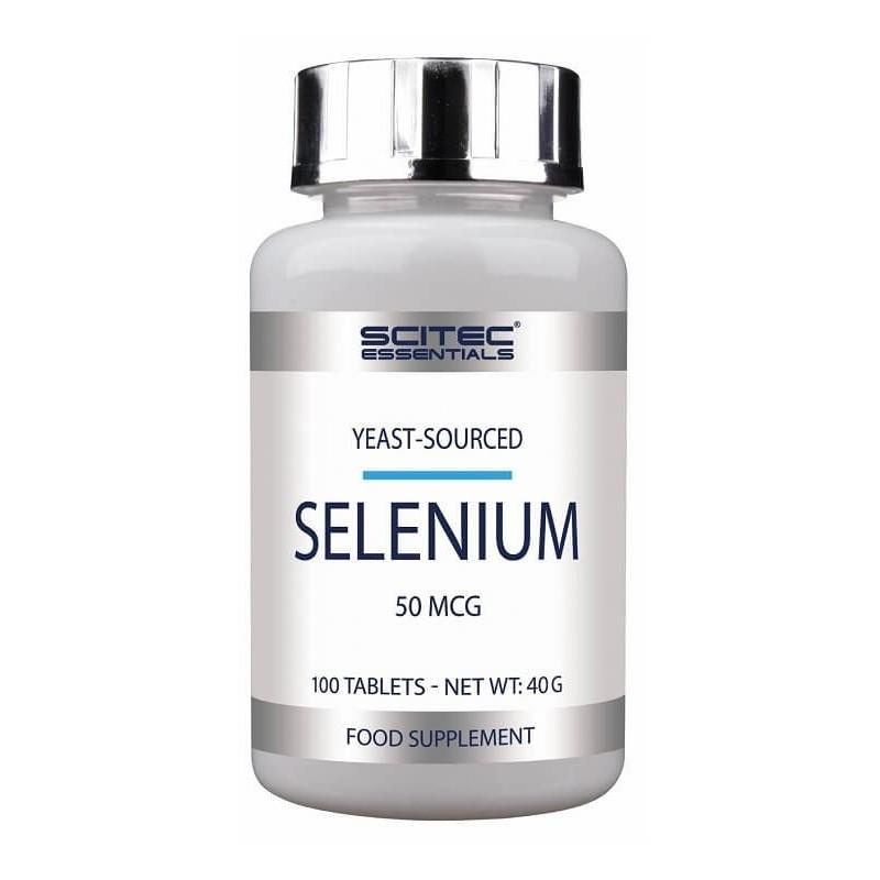 Selenium Scitec Nutrition, 100 tbl