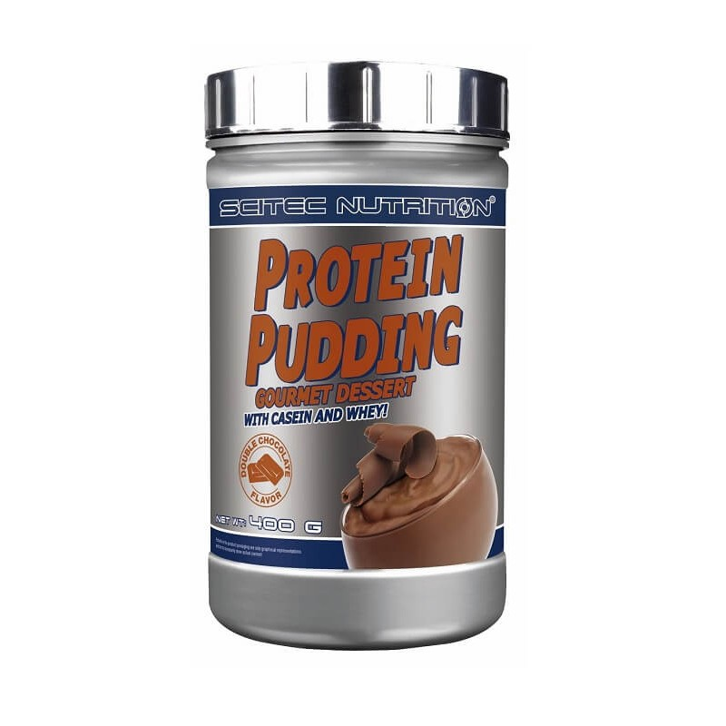 Protein Pudding Scitec Nutrition, 400 g