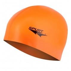 Silikónová čiapka G-Type F202 junior SPURT, oranžová