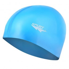 Silikónová čiapka G-Type SC12 senior SPURT, modrá