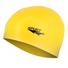 Silikónová čiapka G-Type F201 junior SPURT, žltá