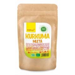BIO Kurkuma mletá Wolfberry, 50 g