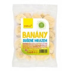 Banány sušené mrazom Wolfberry, 20 g