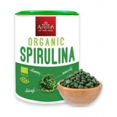 BIO Organic Spirulina Altevita, 640 tbl