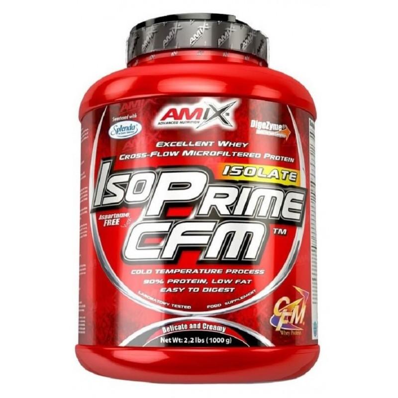 IsoPrime CFM Amix Nutrition