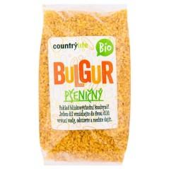 BIO Bulgur pšeničný Countrylife, 500 g