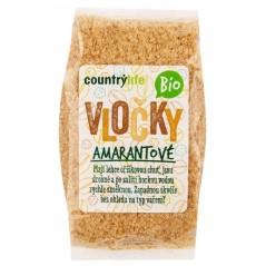 BIO Vločky amarantové Countrylife, 250 g