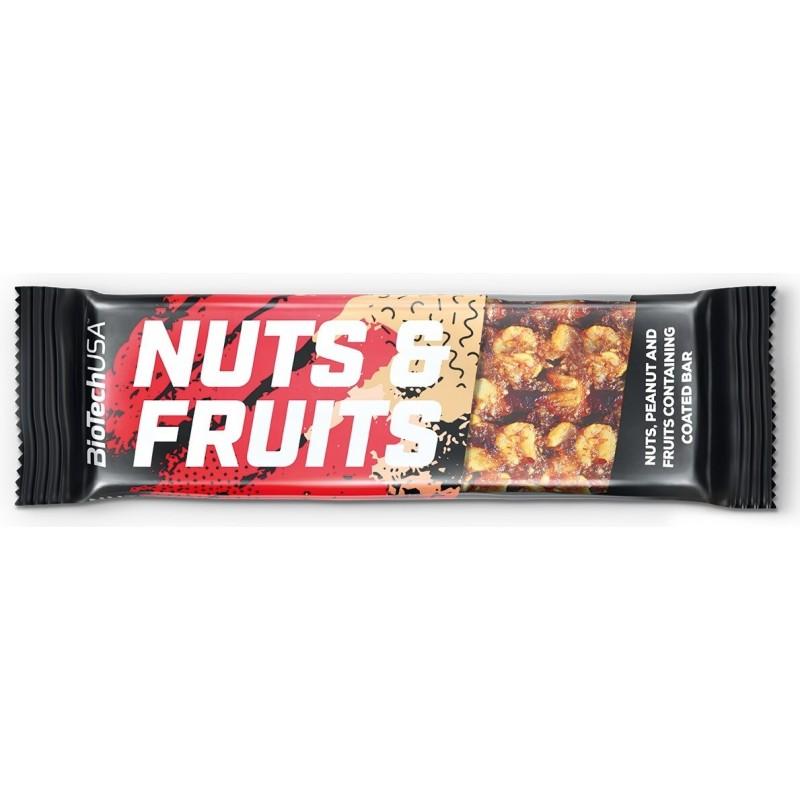 Nuts & Fruits BioTechUSA, 40 g