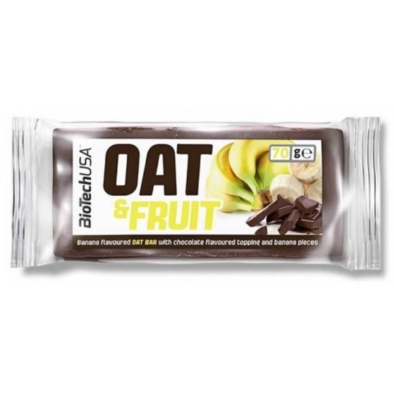 OAT & FRUITS BioTechUSA, 70 g