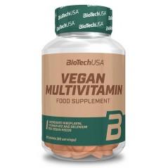 Vegan Multivitamin BioTechUSA, 60 tbl