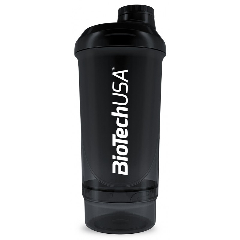 Šejker COMPACT BioTechUSA, 500 ml + 150 ml