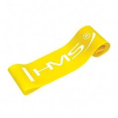 Fitness guma GU04 HMS, žltá