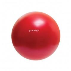 Gymnastická lopta YB01 HMS, 65 cm, červená