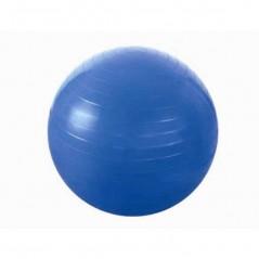 Gymnastická lopta YB01 HMS, 55 cm, modrá